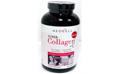 Viên uống bổ sung collagen + c