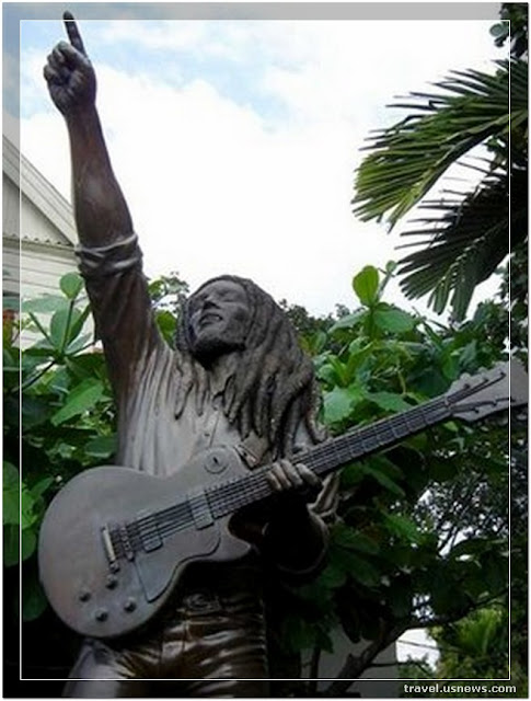 Bob Marley Centre and Mausoleum - Top 7 Best Places to Travel in Jamaica at Least Once in Your Life Time