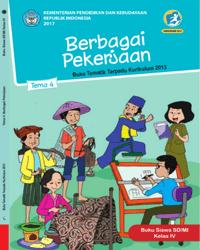 Buku tema 4 Siswa Kelas 4 k13 2017