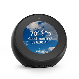 Echo Spot - Black Preview - Review, Specification and price