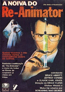 A Noiva do Re-Animator Dublado Online