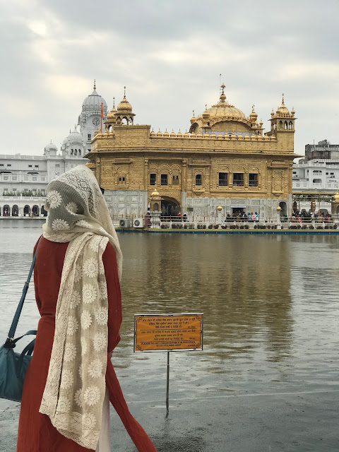 Golden Temple, Amritsar, Punjab, Casual Abstractions