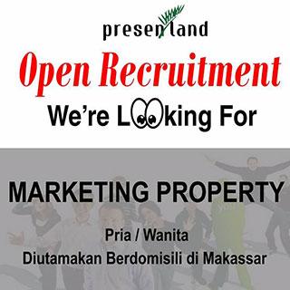 Lowongan Kerja Marketing Property