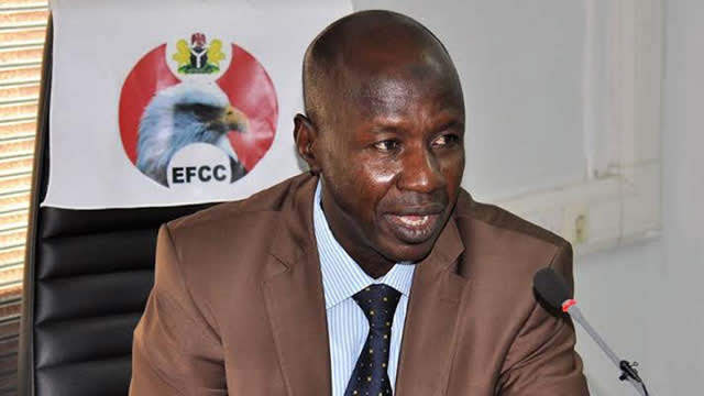 TOP SECRET: Magu'll Be Reinstated As EFCC Chairman