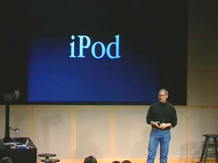 apple-ipod-2001-announcement-steve-jobs