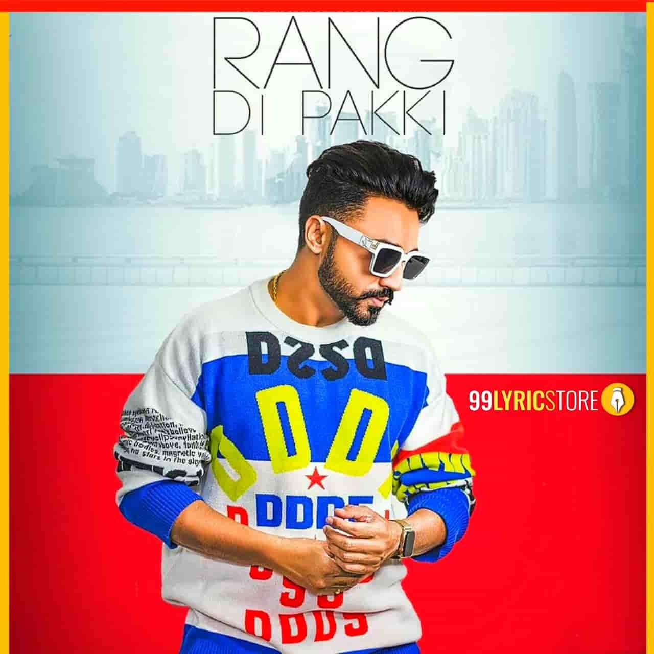 Rang Di Pakki Punjabi Song Sung by Goldy Desi Crew