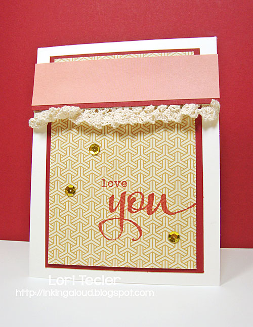 Love You card-designed by Lori Tecler/Inking Aloud-stamps from Winnie and Walter