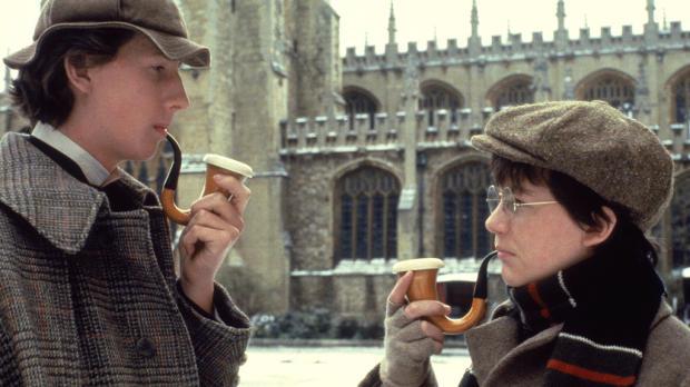 EL SECRETO DE LA PIRÁMIDE: 35 Años desde el estreno en España de las aventuras del joven Sherlock Holmes.
