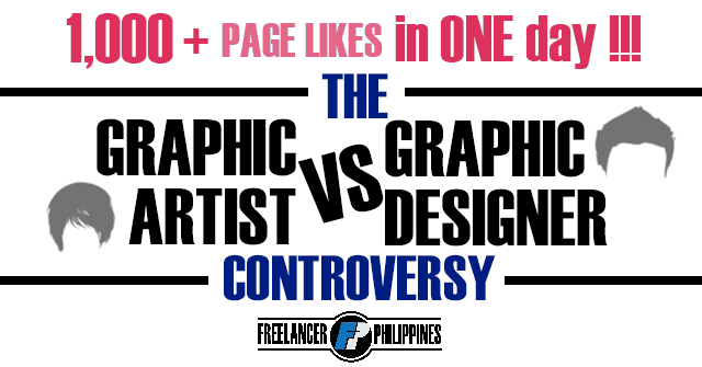 Graphic Artist vs Graphic Designer