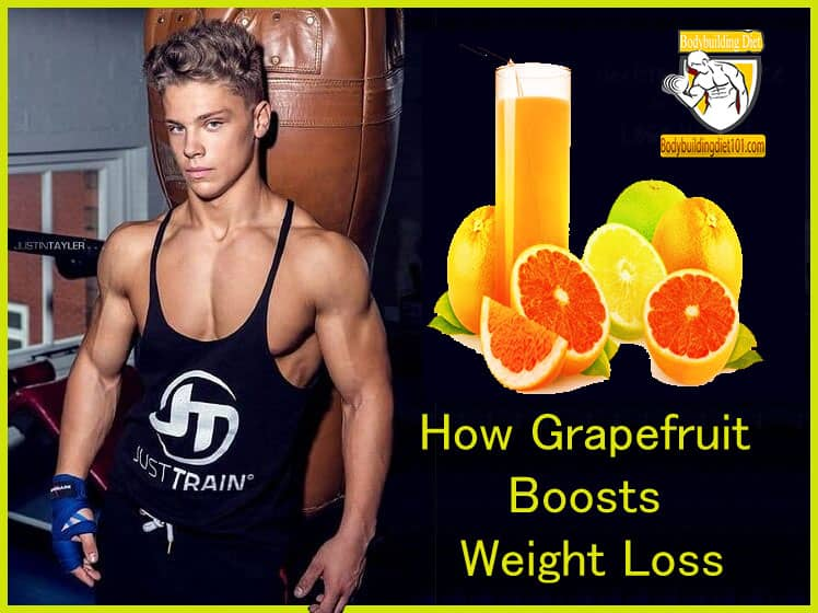 How Grapefruit Boosts Weight Loss