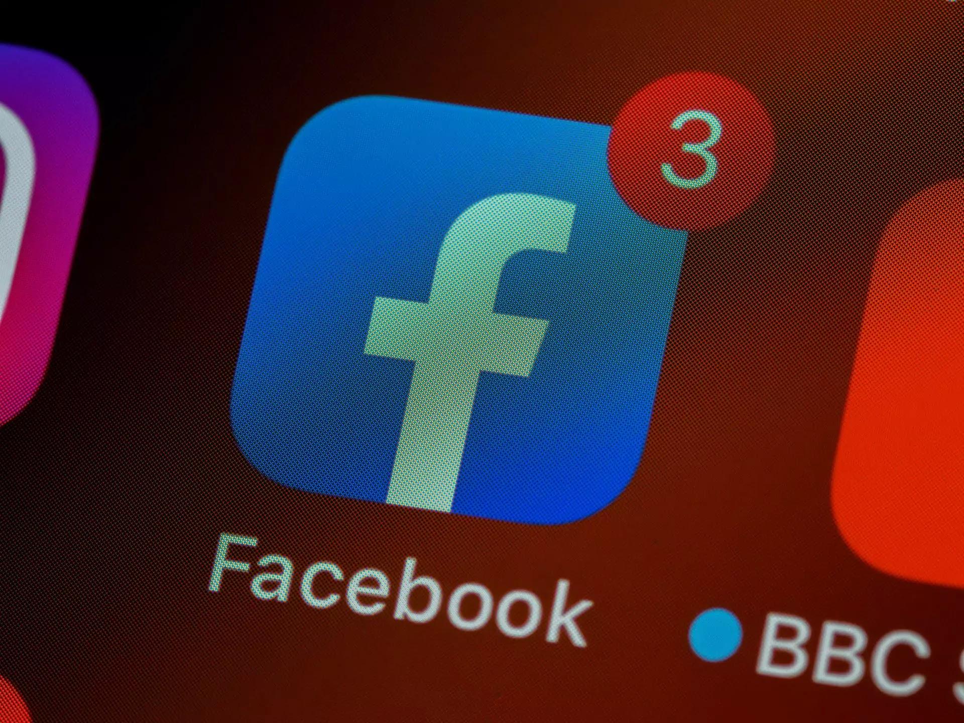 Facebook marketing india image