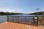 Pulau Momongan Suguhkan Nuansa Eksotis