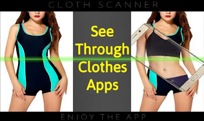See Through Clothes App Software