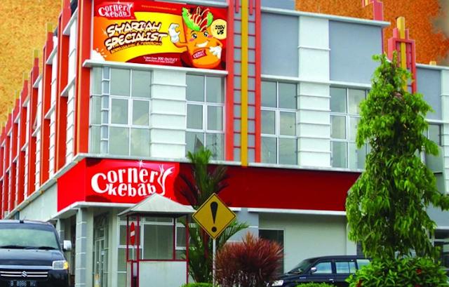 Lowongan Kerja Besar-besaran PT. Arlinda Putra (Corner Kebab) Cabang Cilegon