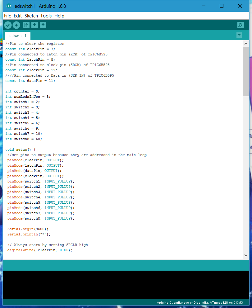 Week labview interface from arduino via lifa embedded