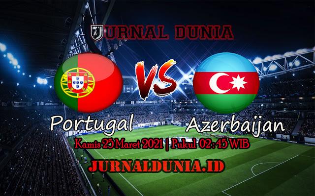 Prediksi Portugal Vs Azerbaijan