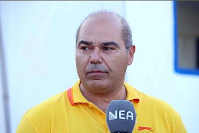 Οι δηλώσεις του Αντώνη Δρακόπουλου μετά την ήττα του ΑΟ Χανιά στην Σπάρτη