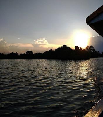 Destinasi wisata Taman Danau Siombak | Wisata Baru Kota Medan