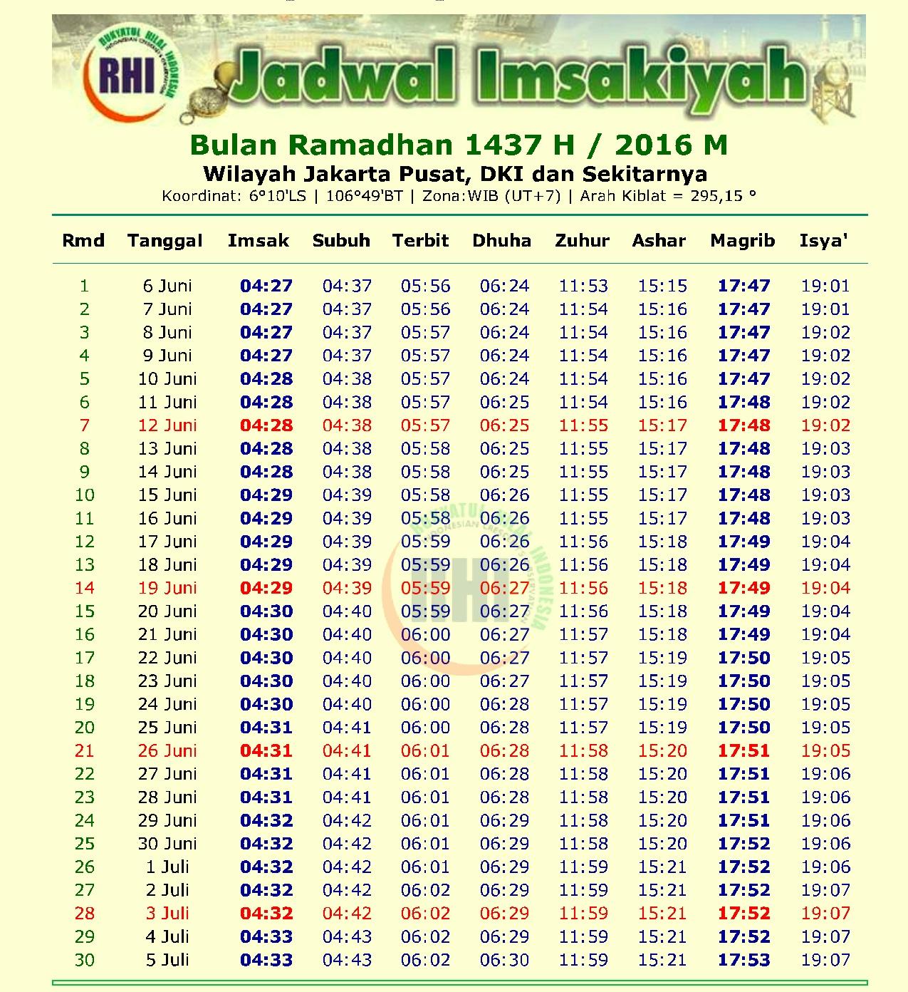 jadwal puasa jakarta 2018 puasaj rh puasaj blogspot com  jadwal puasa ramadhan 2017 jakarta