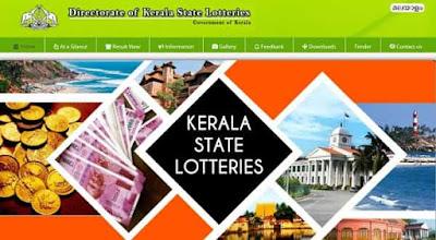 Kerala Lottery Result Chart | Akshaya AK 495
