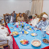 Edo Governor, Deputy, Otaru, muslim leaders break Ramadan fast