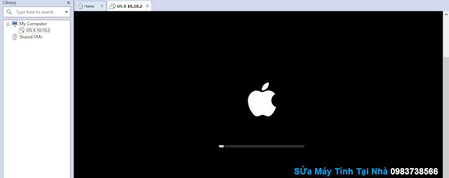 Hướng dẫn cài Mac OS X cho máy ảo VMware trên Windows