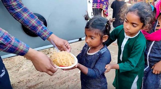 Фермер из Индии за свой счет накормил почти 7000 бедствующих семей