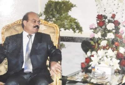 الدكتور د.عبد الكريم السراج_امينا عاما للهيئة الشبابية العربية الدولية