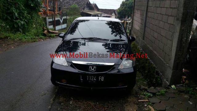 honda new city bekas