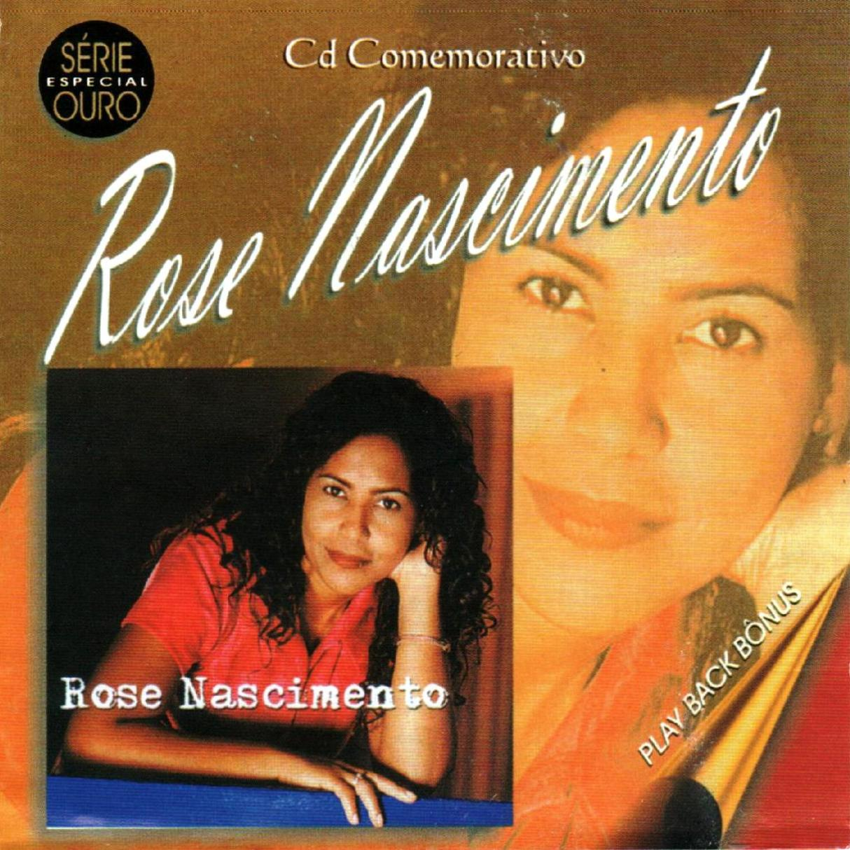 playback de rose nascimento mais firme do que nunca