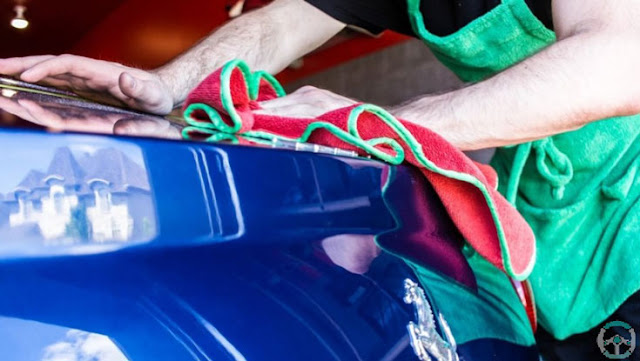 Tips to maintain car paint during the summer