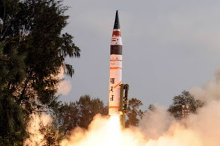 Supersonic interceptor missile successfully test-fired