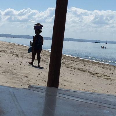 Itaparica. Brasil. Playa