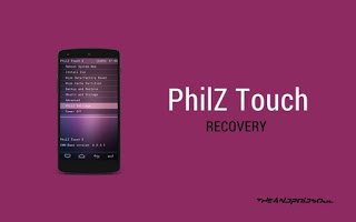 Cara Pasang PhilzTouch Recovery di Redmi 2