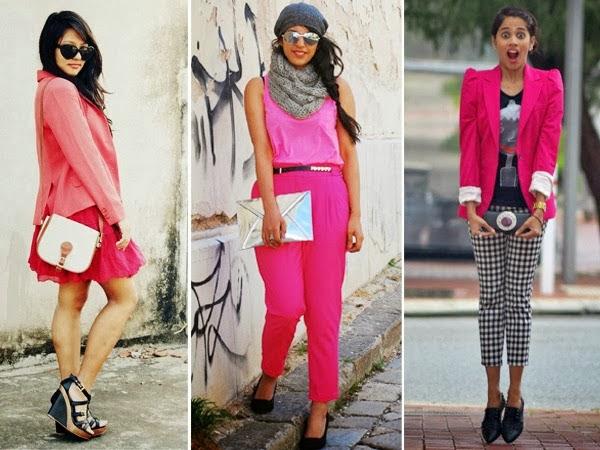 DEVADIYAL: Favorite Styles In The Girly-glam Color Girls