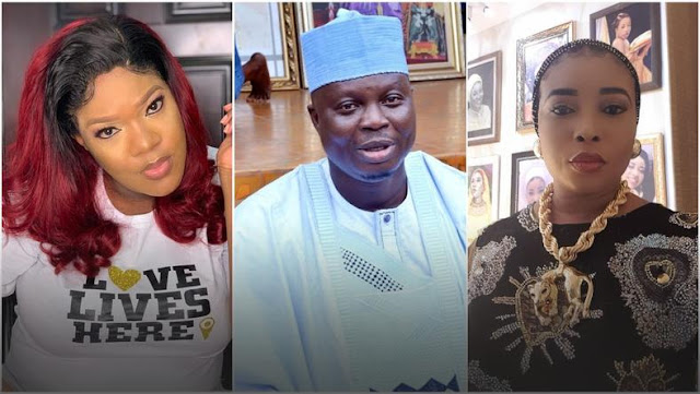 Why we can't settle Toyin Abraham, Lizzy Anjorin feud – Mr Latin