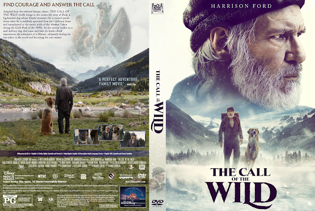 The Call of the Wild DVD Cover