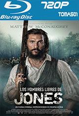Los hombres libres de Jones (2016) BDRip m720p