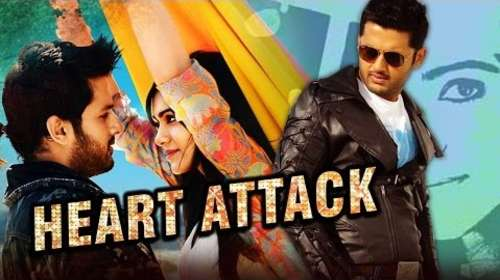 Heart Attack 2016 Hindi Dubbed 350MB HDRip 480p