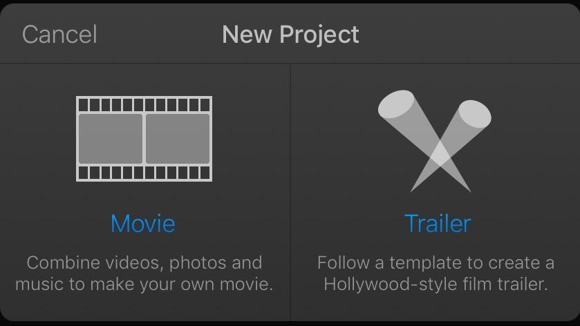 iMovie iPad App Walkthrough Guide | Andrew Mark Smith
