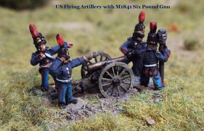US Flying Artillery Crew picture 3
