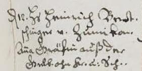 Marriage of Bertschinger to Graf