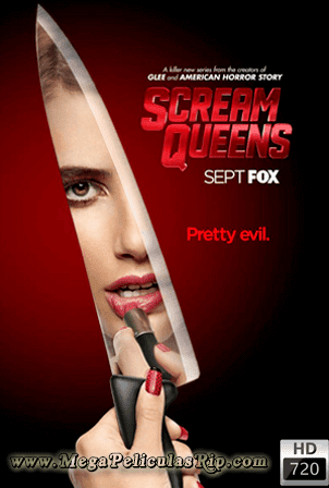 Scream Queens Temporada 1 720p Latino