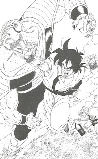 Dragon Ball: Aquella vez que me reencarné en Yamcha, de DragonGarow Lee.