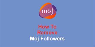 How To Remove Followers In Moj App, MXTakatakMX