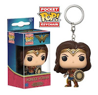 Pocket Pop! Keychain Wonder Woman