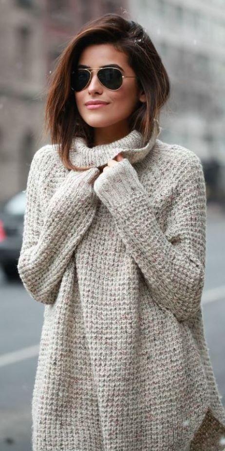 cozy outfit idea