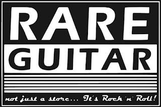 rudis rare guitar