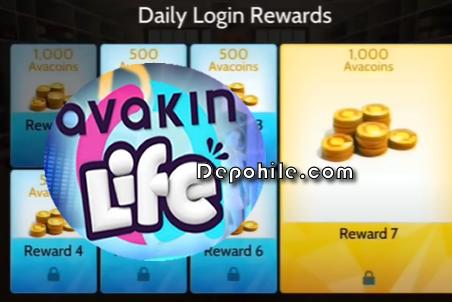 Avakin Life Coins Hilesi Günlük Kazanma İmkanı 2020 - Yeni