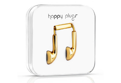 Happy plugs Airbud Audífonos